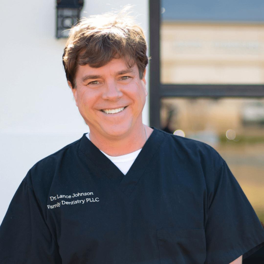 Best Dentist in Sherman, Texas Dr. Lance Johnson Family Dentistry: Dr. Lance Johnson DMD